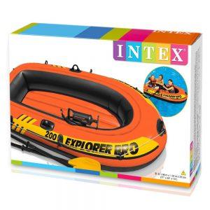 Barca hinchable Intex Explorer Pro