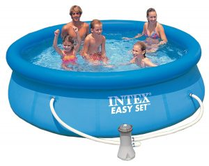 piscina hinchable redonda intex