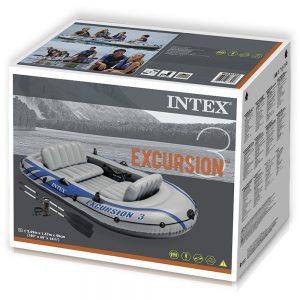 Barca hinchable Intex Excursion 3