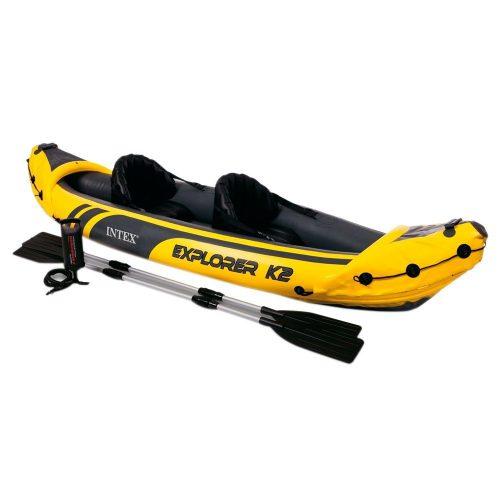 ¿Por qué los Kayak hinchables Intex pueden ser tu mejor opción?