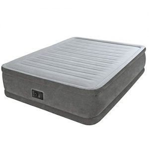 cama hinchable intex fibertech