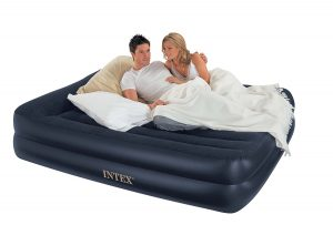 colchón hinchable intex doble