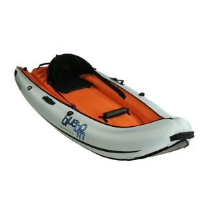 kayak hinchable blueborn