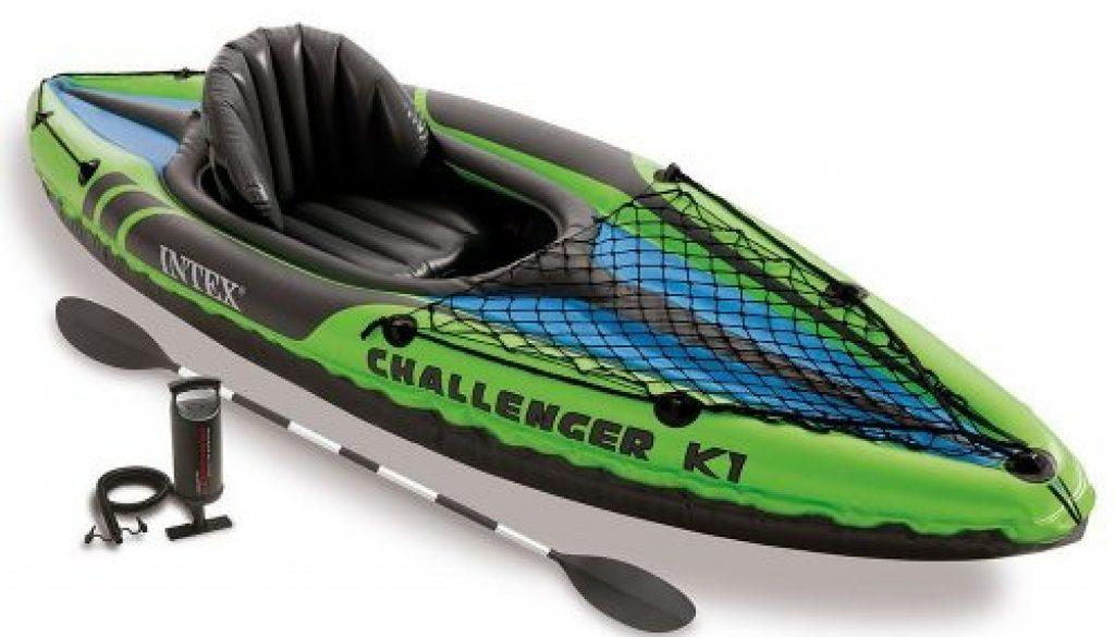 kayak hinchable individual intex