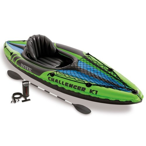 Kayak hinchable individual Intex Challenger K1