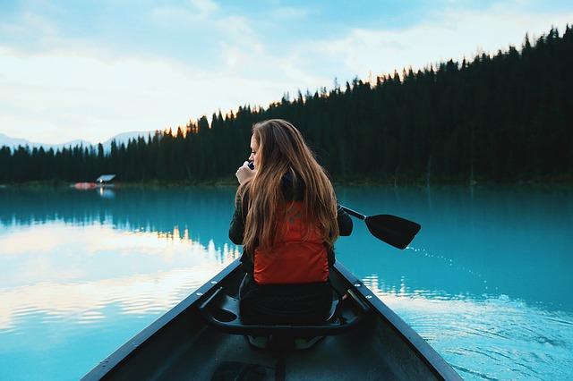 kayak hinchables de travesía