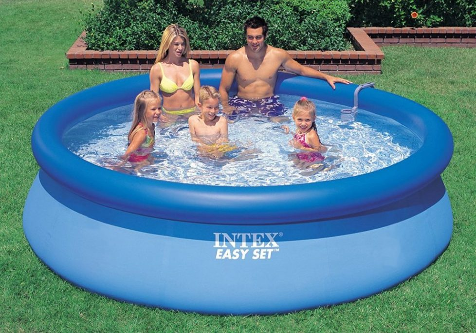 piscina intex hinchable inflable