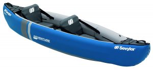 Kayak hinchable Sevylor Adventure