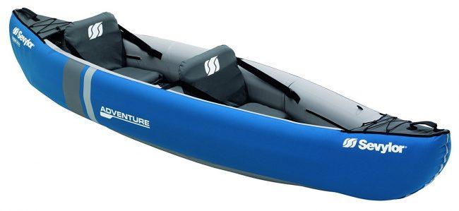 sevylor canoa aventura