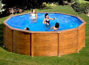 Piscinas desmontables para este verano ofertas for Ofertas piscinas desmontables rectangulares