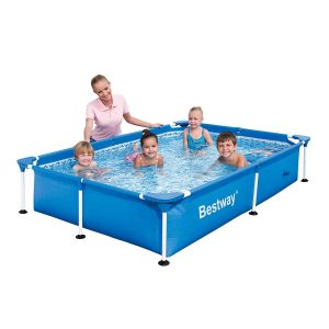 Piscina desmontable para niños Bestway rectangular
