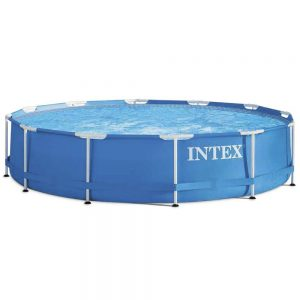 Piscinas desmontables tubulares circular Intex