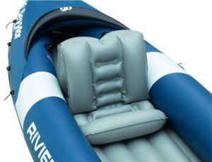 asientos kayak hinchable sevylor riviera