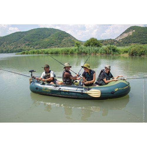 mejor barca hinchable de pesca