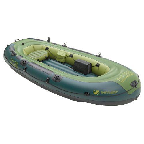 La mejor barca hinchable de pesca