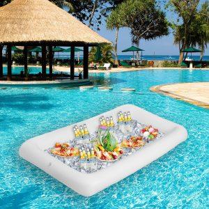 Portabebidas para piscina o jacuzzi