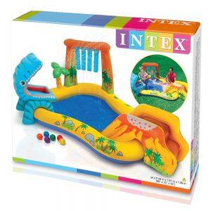 Centro de juegos hinchable niños
