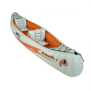 Kayak hinchable Blueborn Kanu Indika 1