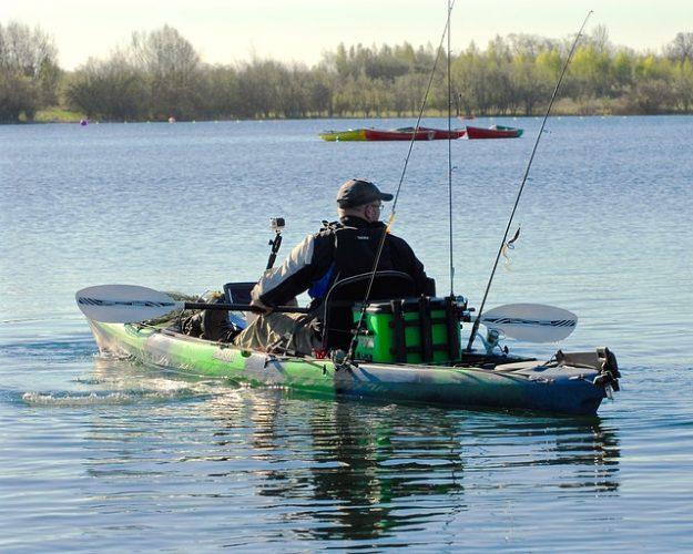 Sevylor Explorer. El Mejor Kayak Hinchable de Pesca.