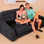 Sillón y sofá inflable