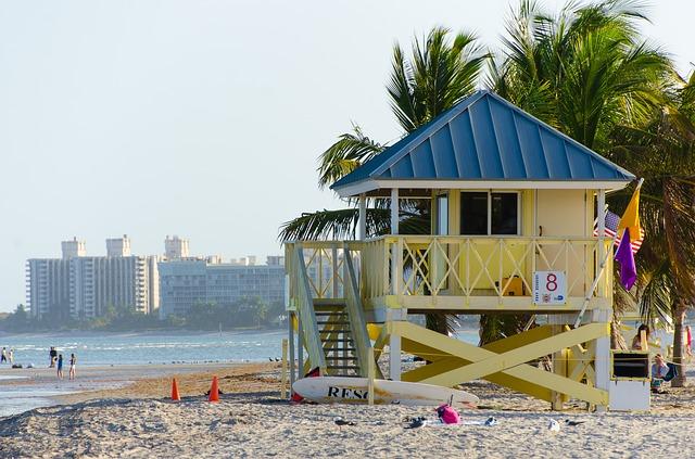 Paddle surf en Florida