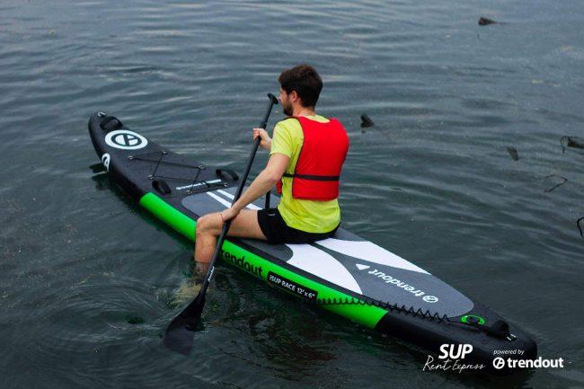 Tabla Paddle SUP Hinchable Trendout