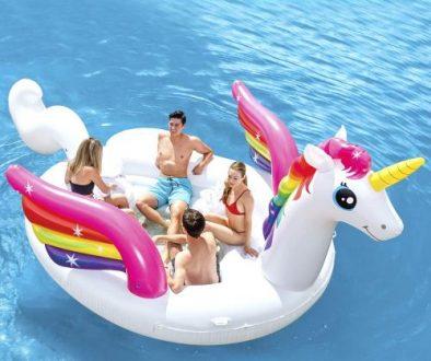 flotador gigante unicornio
